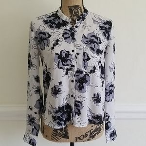🔥3 for $25🔥 ❣Small Forever 21 floral blouse